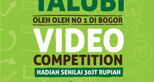 VIDEO COMPETITION BIKA BOGOR (DL : 31 Mei 2017)