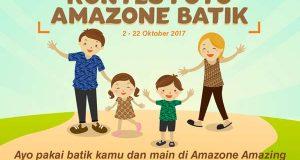 Kontes Foto Amazone Batik
