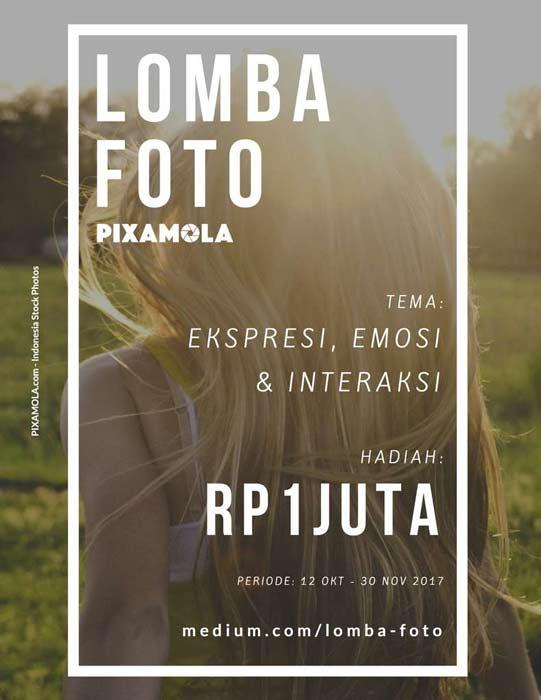 LOMBA FOTO PIXAMOLA