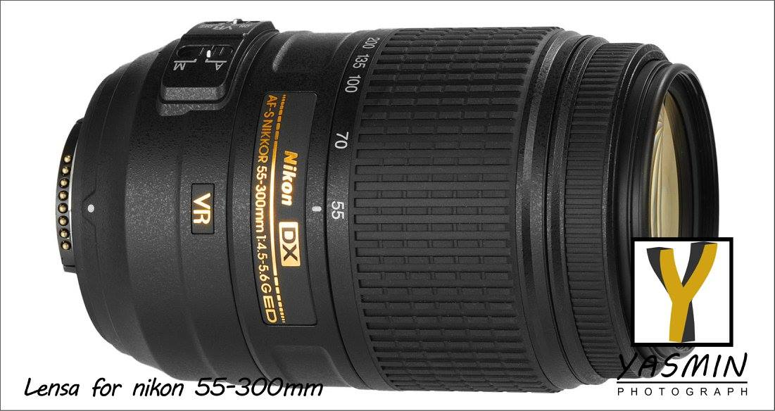 Nikkor 55-300mm