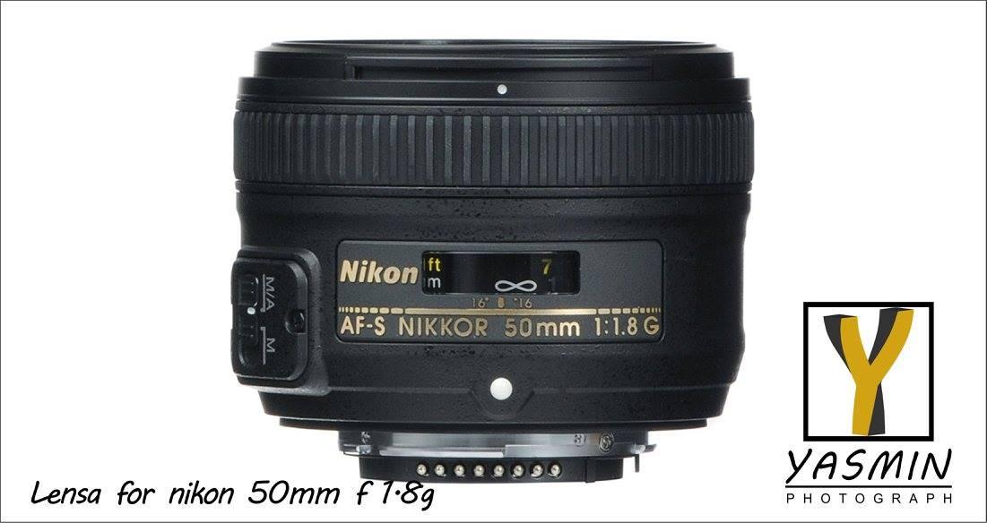 50mm f1.8g
